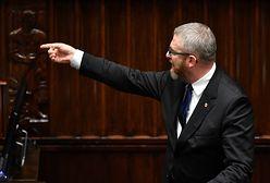Skandaliczne słowa Brauna do Niedzielskiego. Prokuratura wszczęła śledztwo