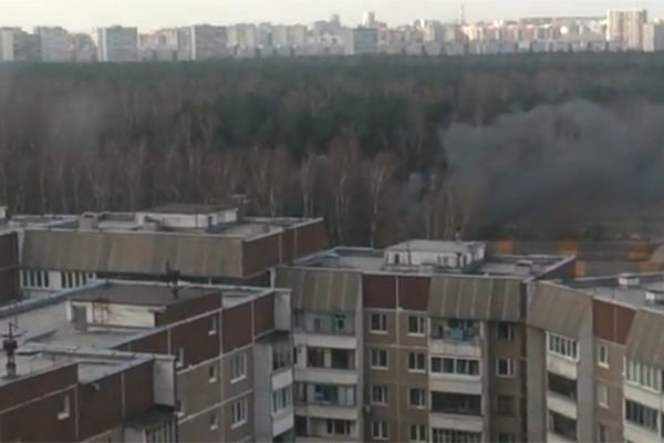 Rosja: wojskowy śmigłowiec Ka-52 rozbił się w Moskwie, dwaj piloci w szpitalu