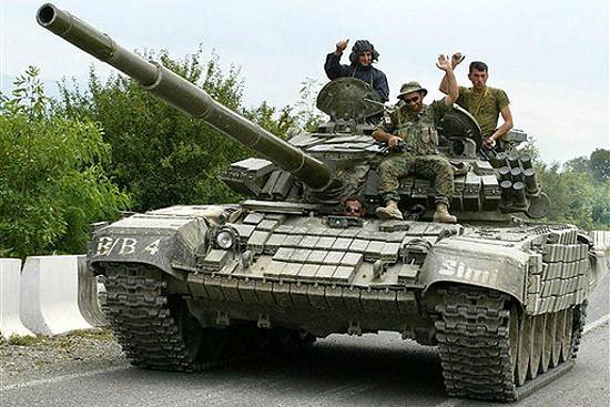 Został skazany za... uprowadzenie sowieckiego czołgu
