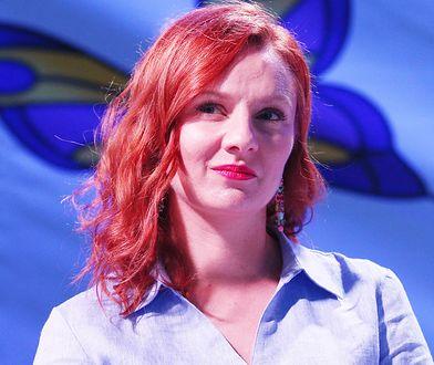 Ewelina Flinta mówi o przemocy domowej