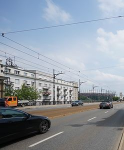 Warszawa. Fotoradary okiełznały prędkość. Most Poniatowskiego zwolnił