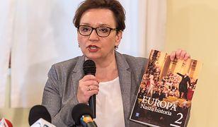 Anna Zalewska jest ministrem edukacji od 16 listopada 2015 roku