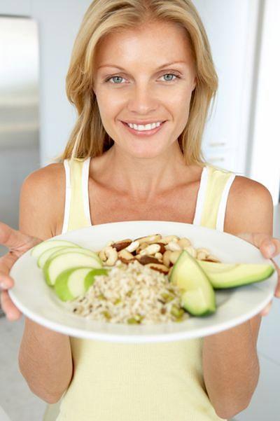 Orzechy - superprodukt w diecie kobiety