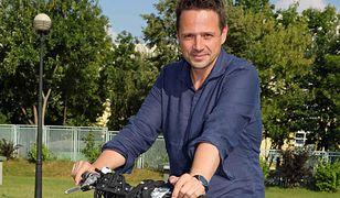 Prezydent Warszawy Rafał Trzaskowski ma 47 lat