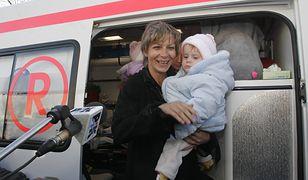 Po dwóch miesiącach rehabilitacji Daria i Olga wracają do kraju