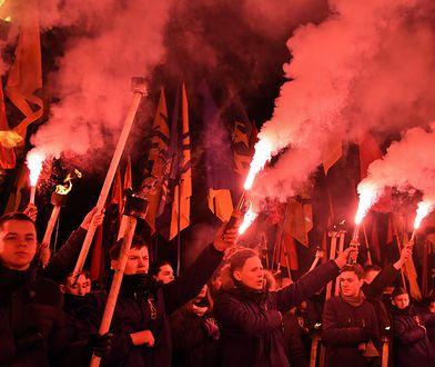 Marsz na cześć Romana Szuchewycza