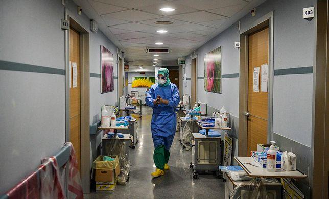 Koronawirus na świecie. Liczba zakażeń SARS-CoV-2 we Włoszech przekroczyła 100 tysięcy