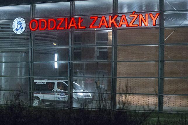 Poznań. Wielospecjalistyczny Szpital Miejski im. Józefa Strusia.