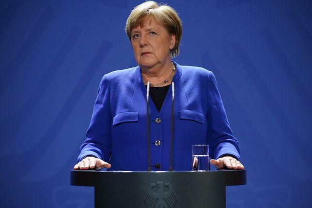 Koronawirus. Kanclerz Angela Merkel otrzymała wynik testu