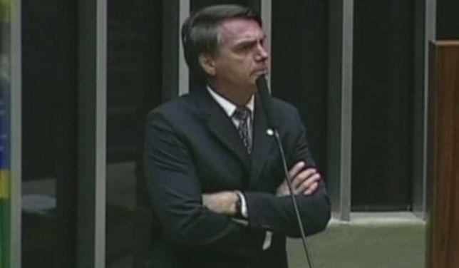 Brazylijski polityk Jair Bolsonaro do oponentki: nawet bym cię nie zgwałcił