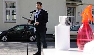 Prezydent Warszawy: święta spędźmy z tymi, z którymi mieszkamy
