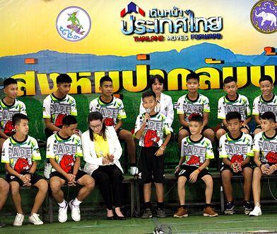 Wszyscy uwięzieni w jaskini Tham Luang zostali uratowani