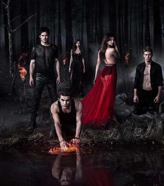 Pamiętniki wampirów (The Vampire Diaries) sezon 5 - opis fabuły, lista odcinków
