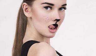 Makijaż na Halloween – look kota