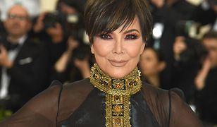 Kris Jenner bez makijażu. Nietypowy wygląd gwiazdy