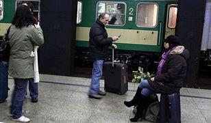 34 tysiące minut spóźnienia pociągów w tym roku. I tylko na jednej trasie