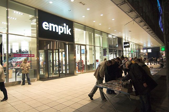 Empik likwiduje swoje księgarnie Mole Mole. Przegrały z koronawirusem