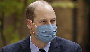 Książę William zaskoczył. Następca tronu zażartował ze swojego wyglądu