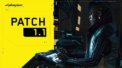 Cyberpunk 2077 Patch 1.1 wydany, czyli oto jest pierwsza z dużych łatek