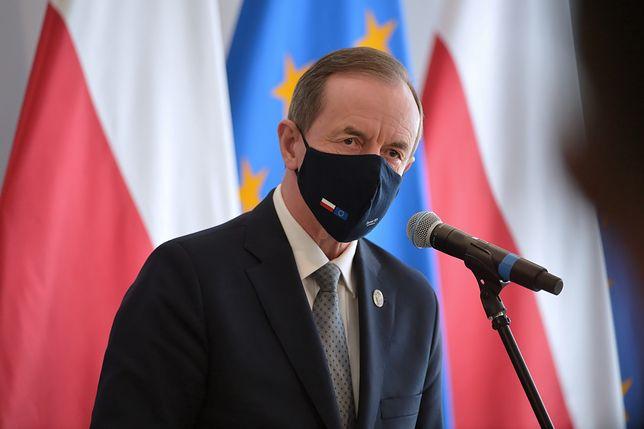 Senat uchyli immunitet marszałka Tomasza Grodzkiego?
