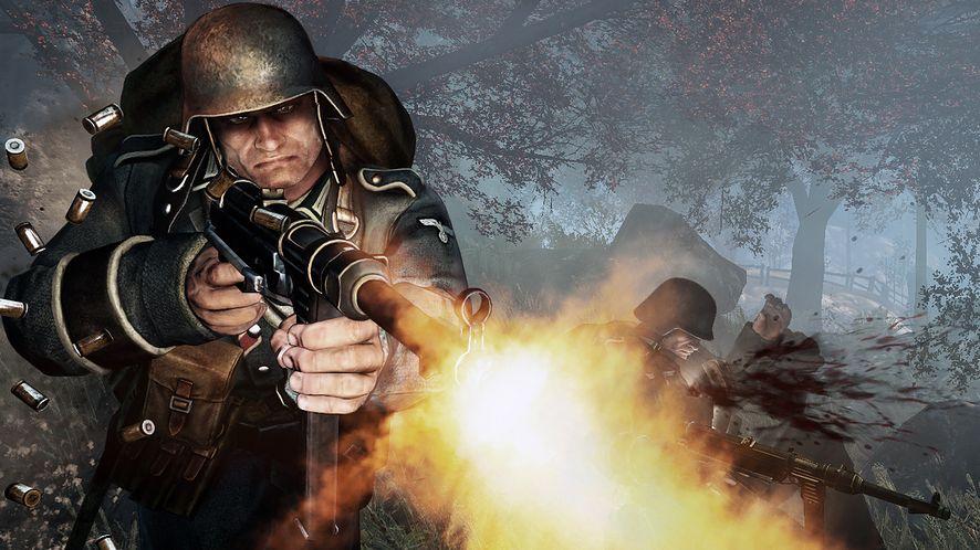 Polski Enemy Front na pierwszych obrazkach