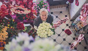 Miłość kwitnie w kwiaciarniach
