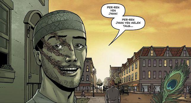"""""""Providence, tom 1"""" - polskie wydanie ukazało się nakładem Egmontu"""
