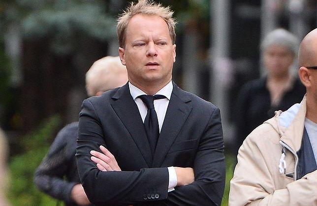 Maciej Stuhr dostaje mniej propozycji zawodowych