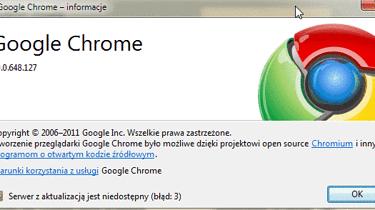 O instalacji Chrome w Windows słów kilka