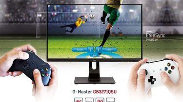 Iiyama prezentuje G-Master GB3271QSU-B1 Red Eagle - idealny monitor dla fanów kooperacji - Iiyama prezentuje G-Master GB3271QSU-B1 Red Eagle - idealny monitor dla fanów kooperacji