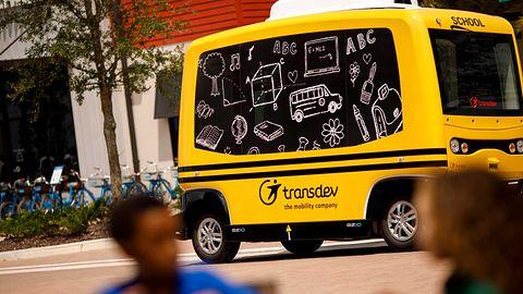 Pojazd autonomiczny jako autobus szkolny? Zdaniem Amerykanów to nieodpowiedzialne!