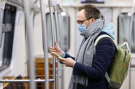 Brytyjska mutacja koronawirusa w Polsce. Będzie nakaz profesjonalnych maseczek? (WIDEO)