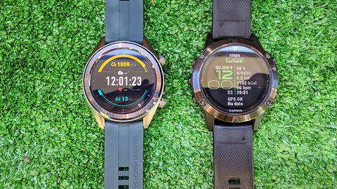 Huawei Watch GT Active vs Garmin Fenix 5 - pojedynek Dawida z Goliatem?