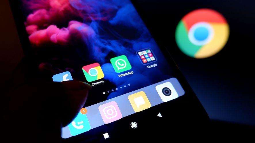 Google Chrome na Androida dostanie niebawem nową funkcję, fot. Getty Images