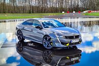 Prezentacja Peugeot 508 PSE: Hybrydowe emocje na 360 fajerek! - Fot. Kamil Rogala