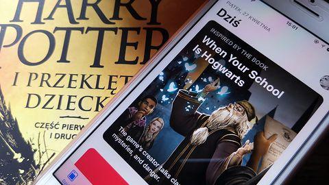 Nowy Harry Potter może być grą na wyłączność. Samsung inwestuje w twórców Pokemon Go