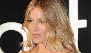 Sienna Miller pojawiła się w piżamie na imprezie Cartiera