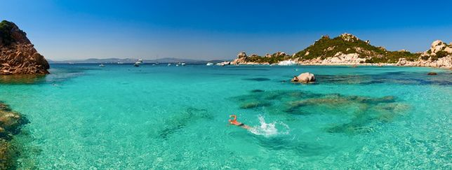 Miejsce 10. La Maddalena, Włochy