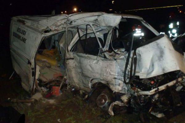 """Dwie osoby zginęły w wypadku na krajowej """"11"""""""