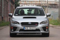 Subaru WRX STI: cięcie katany