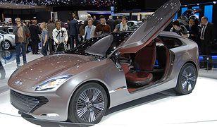 Hyundai i-oniq: przyszłość według Koreańczyków