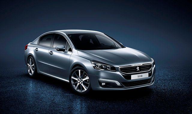 Peugeot odświeżył flagowego 508