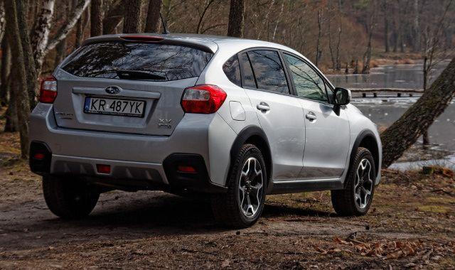 Subaru XV 2,0D: na przekór SUV-om