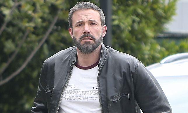 """Ben Affleck otrzymał zakaz przyjścia na premierę """"Nie czas umierać"""". Powód zaskakuje"""