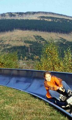 Tory bobslejowe w Szpindlerowym Młynie i Harrachovie
