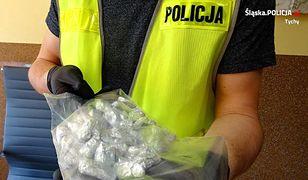 Śląskie. Mniej narkotyków na rynku, dilerzy w rękach policji