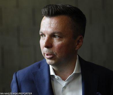 Marek Falenta jest poszukiwany przez policję. 1 lutego miał stawić się w Zakładzie Karnym