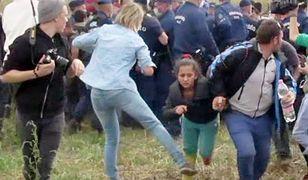 Sprawa Petry Laszlo, która została nagrana jak kopie uchodźców została umorzona