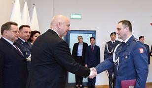 Krzysztof Król przejął obowiązki szefa Służby Ochrony Państwa