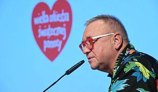 Jerzy Owsiak podziękował Krystynie Pawłowicz za spotkanie z Bogusławem Stanisławskim